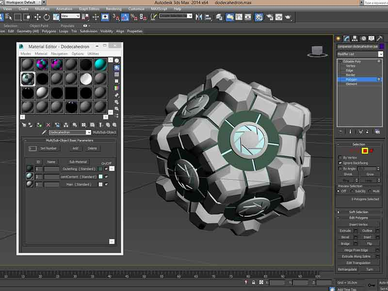 เจาะลึกการทำ Animation 3D