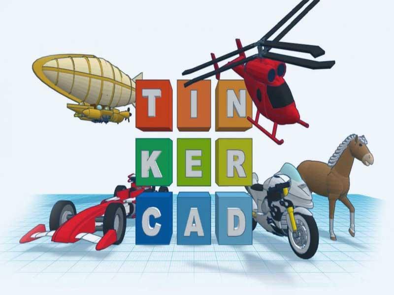 แนะนำโปรแกรม TinkerCAD ด้วยหลักการใช้ง่ายๆ