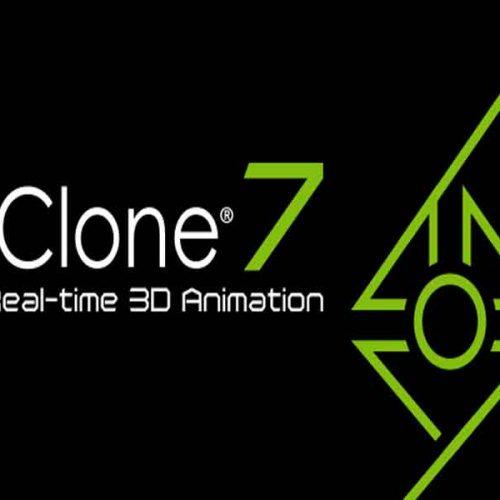 โปรแกรมอนิเมชั่น Reallusion iClone รีวิว